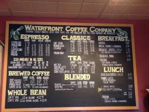 waterfrontcoffeemenu
